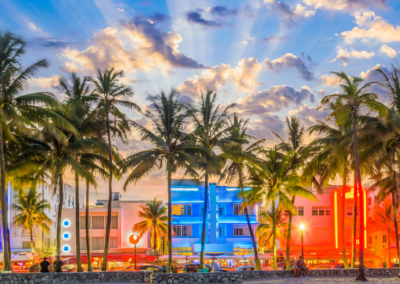 Let's Go To Miami!