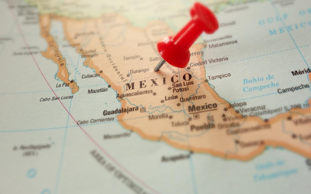 Next Stop – Mexico!