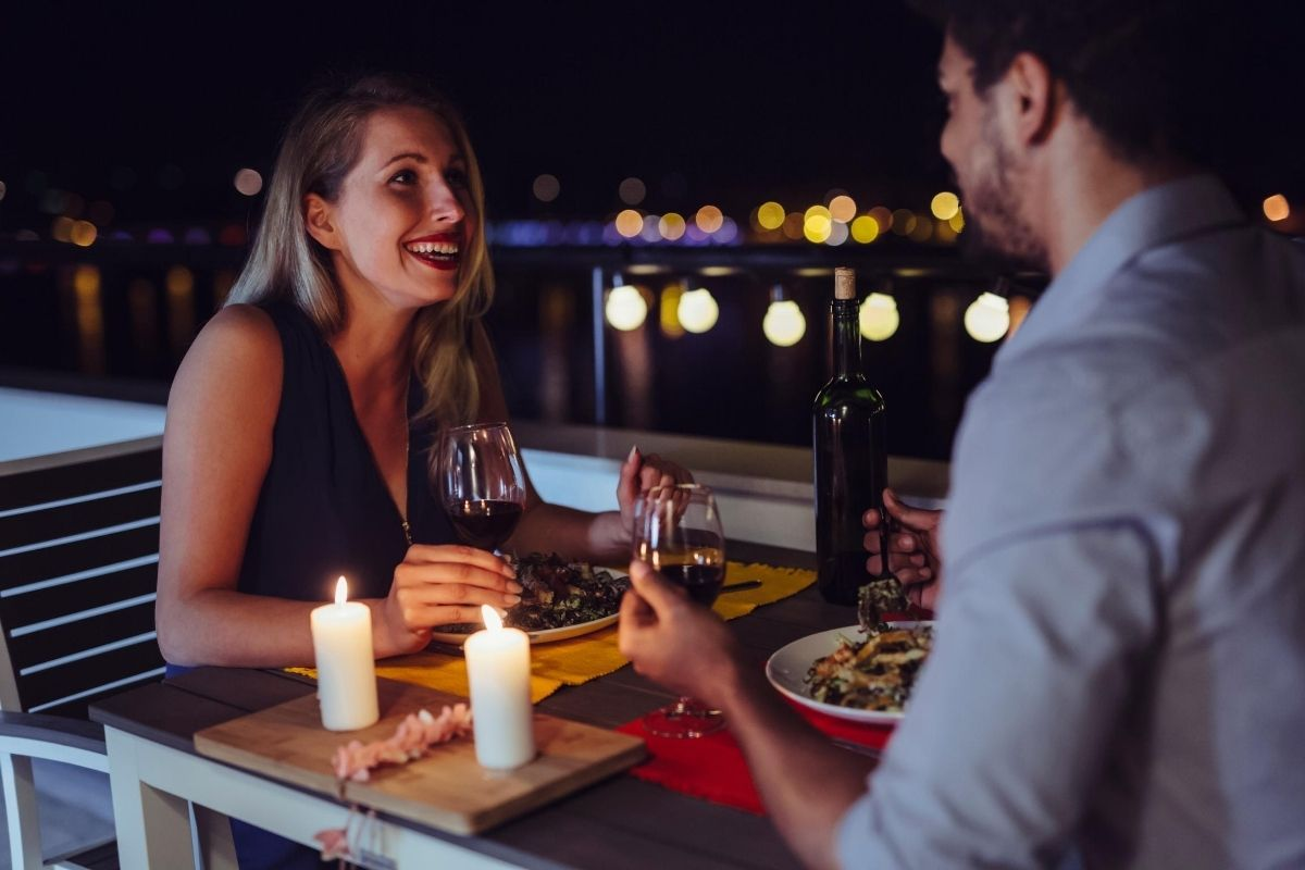 Looking for a romantic night out with your partner? Try Michels at the Colony
